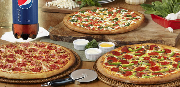 Ginos Pizza Online Ordering